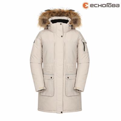 [에코로바] 여성 툰드라 다운 자켓(R4JE4136-IV)