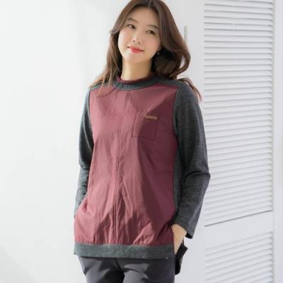 엄마옷 마담4060 에오빌라운드티셔츠-QTE101018-