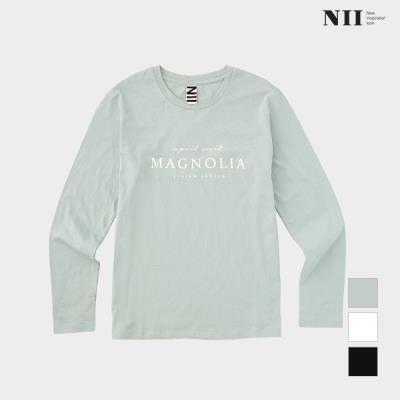[NII] 여성 MAGNOLIA 싱글티_NNYARVS1461