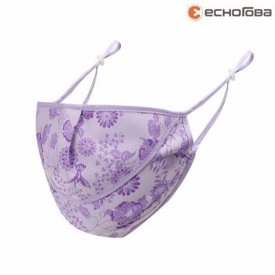 [에코로바] UV차단 패션 마스크(Q5AEA601-VI)