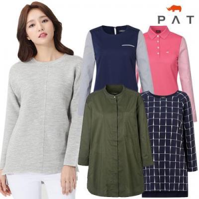 [PAT여성]균일가 즐겨입게되는 블라우스/티셔츠 22종택일