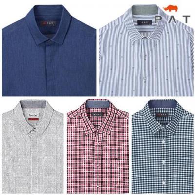 [PAT 남성]균일가 베이직 캐주얼/정장 셔츠 10종택일