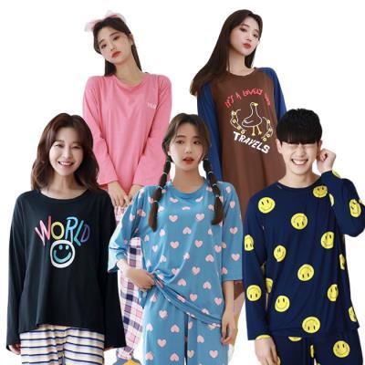 모스트맘 커플잠옷 유나이스 7부 / 주니어파자마 / 홈웨어 / 마약잠옷 59종