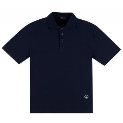 조직물 카라 티셔츠 PKTS2452