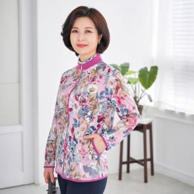 엄마옷 마담4060 꽃향기앙상블세트-QEN102001-