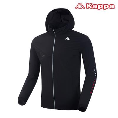 [카파] 남성 이탈리아 패커블 경량 자켓 (KLJK201MN-BLK)