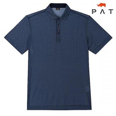 [PAT 남성]매쉬 프린트 티셔츠_1F35183