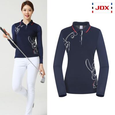 (여성)소매 냉감 SPRING 티셔츠_X1QSTLW53-NA