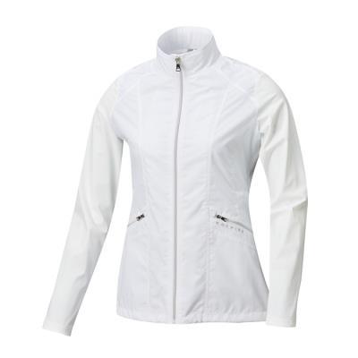 콜핑 여성 봄 허리스트링 경량 자켓 1761JK190W