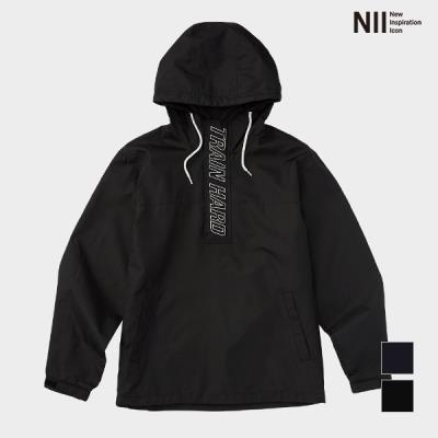 [NII] 공용 아노락 하프 집업 점퍼_NNUCJVM1401