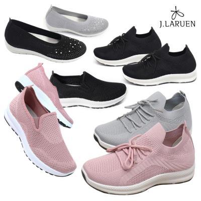 제이로렌 신상 여성 매쉬 신발 3종 균일가