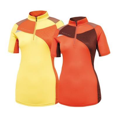 콜핑 여성 여름 반팔 집업 티셔츠 1642TK799W
