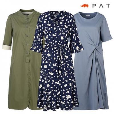 [PAT여성]균일가 지금부터 여름까지 입기좋은 원피스 6종택일