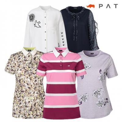 [PAT여성]균일가 샌스있는 디자인 티셔츠/블라우스 21종택일