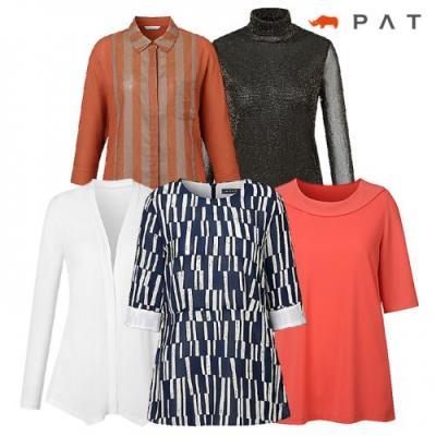 [PAT여성]균일가 현명한 선택 가성비 좋은 티셔츠/가디건 14종택일