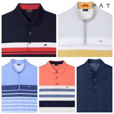 [PAT 남성]균일가 멋있지만 편안한 캐주얼 카라 티셔츠 21종택일