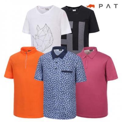 [PAT 남성]균일가 현명한 선택 가성비 좋은 티셔츠 10종택일
