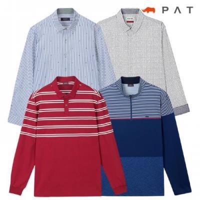 [PAT 남성]균일가 캐주얼 셔츠/티셔츠 8종택일