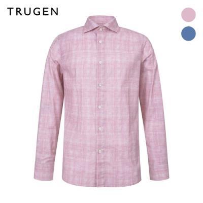 (트루젠) 워싱 코튼 캐주얼셔츠 (TG9U4-MRC770)