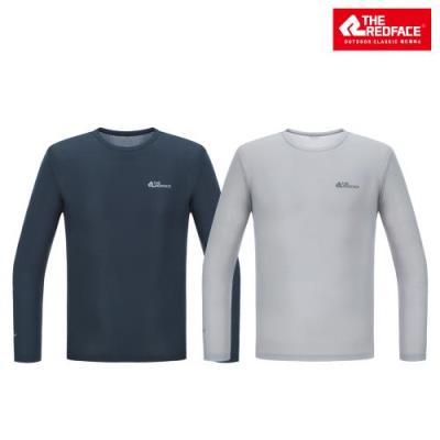 [레드페이스 본사] 남성 UV 글로리 스킨 라운드 티셔츠 REWMTSM20511
