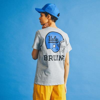 BRUINS 블루헬멧 반팔 티셔츠 (UX5ST24)