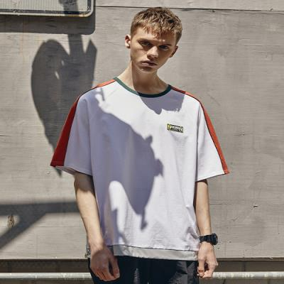 OVER FIT CREW NECK T-SHIRT(HWMSTC5)