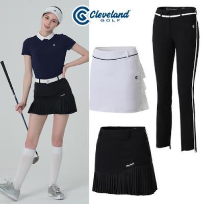 [클리브랜드골프] 21SS 퍼포먼스 모션 플랙스 여성 골프팬츠 3종SET_21SSWPTON