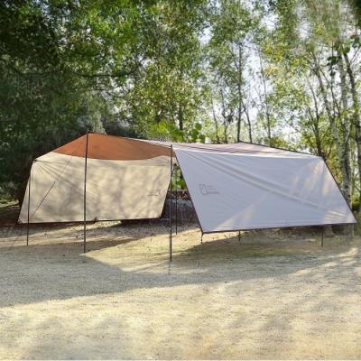 콜핑 사계절 대형 사각 타프 사각타프-덴 KFN2215U