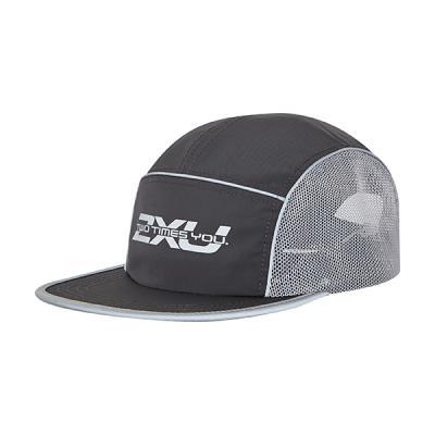 사이드메쉬 캠프캡 X0SU10204GRY