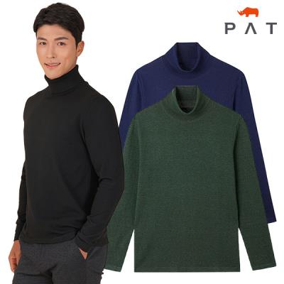 [PAT 남성]티셔츠형 롱터틀 니트_1F53581