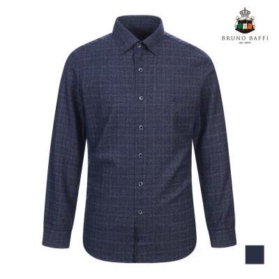 [BRUNO BAFFI] 남성 체크디자인 셔츠_MABTLUF9436