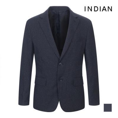 [INDIAN] 남성 모던체크디자인 자켓_MIEFUVF8318