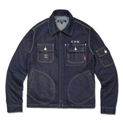 DENIM C.P.O jacket_DFS6JK1080