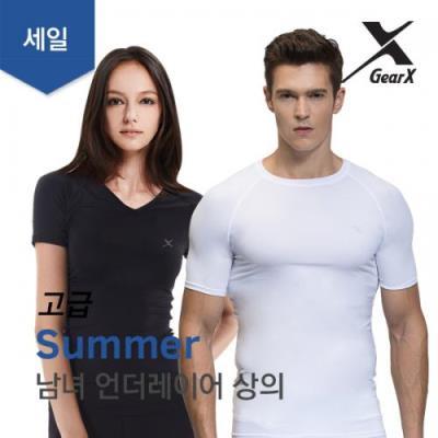 [기어엑스] 냉감 언더레이어-고급여름 상의-스크레치 세일