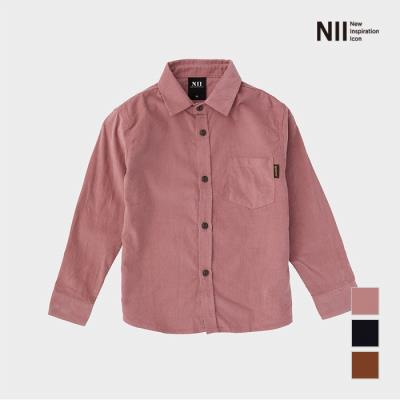 [NII] 아동 코듀로이 셔츠_NNKNLUW8321