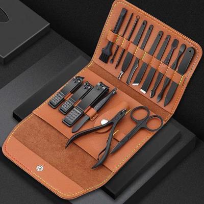 Nail CLIPPER Kit 손톱깍이 16종 세트 3color CH1691605