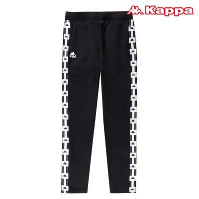 [카파] LA84 여성 사이드라인 반다 트랙팬츠 (KKFP154FN-BLK)