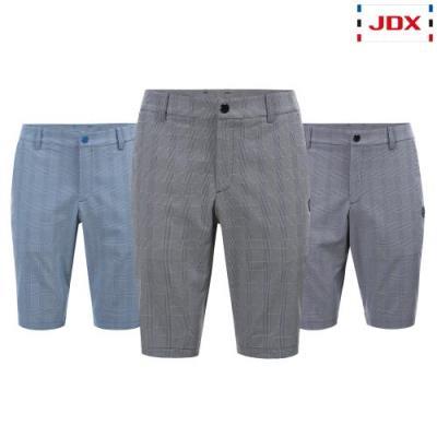 [JDX] 남성 글렌체크 5부 팬츠 3종 택1 (X2QMPHM41)
