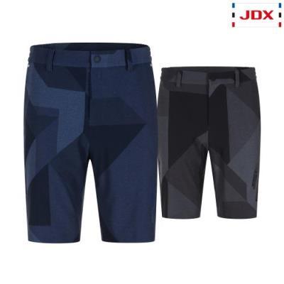[JDX] 남성 전판프린트 5부 뎅고 팬츠 2종 택1 (X3QMPHM04)