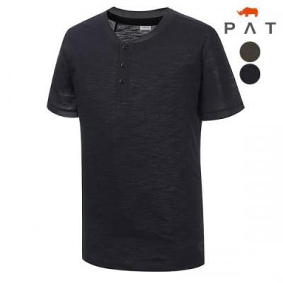 [PAT 남성]이노 실켓 변형 카라 티셔츠_QD35201