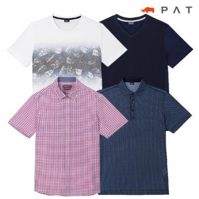 [PAT 남성]균일가 시원한 소재 카라셔츠 11종택일