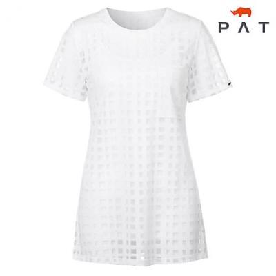 [PAT여성]번아웃 탑SET 티셔츠_QC45306