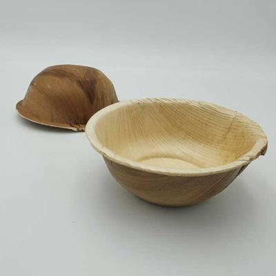 야자나무 낙엽 접시 원형 볼 13cm CH1720872