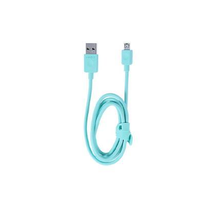 [미니소] 5A 급속충전 안드로이드 USB 케이블 민트 0500009231