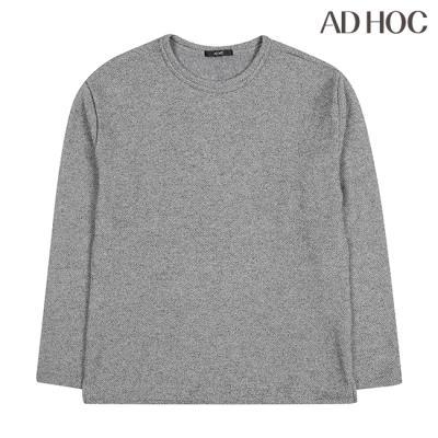 남성 라운드넥 티셔츠(HV9LT30)