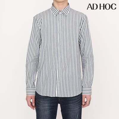 남성 스트라이프 셔츠(HV8LS30)