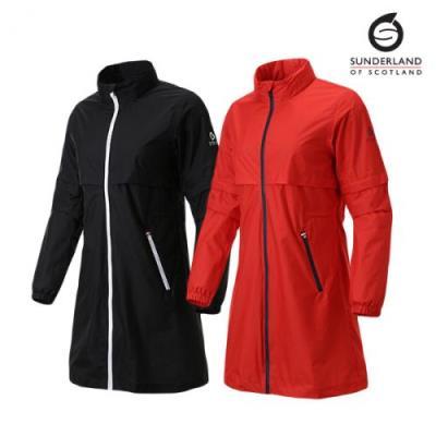 선덜랜드 여성용 레인코트/사파리 비옷 - 16052RC24