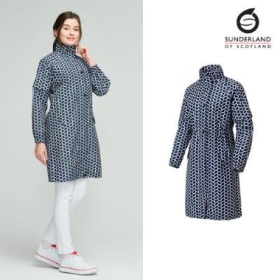 선덜랜드 여성 사슬프린트 비옷 - 16152RC62