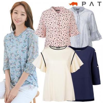 [PAT여성]균일가 매력적인 디자인 블라우스/셔츠 10종 택일