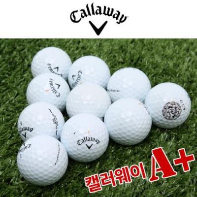 [캘러웨이] CALLAWAY 3피스 로스트볼/골프공 A+등급_10알 구성_101710